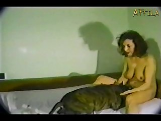 Betty Fucks Dogs (part 6)