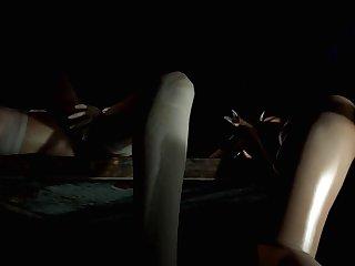 3d Animated Beowulf1117 Dead Or Alive Kasumi Marie Rose Source Filmmaker (2)